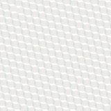White cubed texture seamless pattern with blue shadow Stock Photos