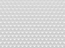 White cubes clean background picture. Royalty Free Stock Photography