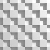 White cubes Royalty Free Stock Photography