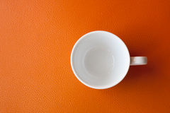 White cup Royalty Free Stock Photos