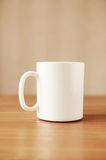 White cup Royalty Free Stock Images