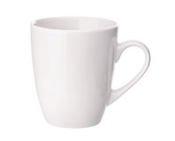 White cup Royalty Free Stock Photography
