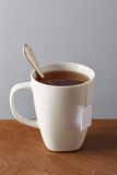White cup of tea Royalty Free Stock Photo