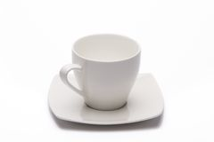 White cup Stock Photography