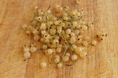 White currant Royalty Free Stock Photography