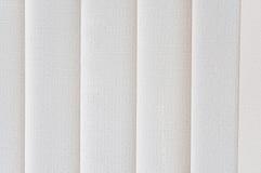 White curtain Royalty Free Stock Photos