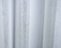 White curtain Royalty Free Stock Photos