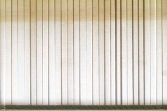 White Curtain Surface Stock Images