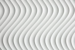 White curve texture with shade and shadow Royalty Free Stock Images