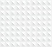 White 3d background seamless texture Stock Photography