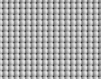 White 3D pattern Royalty Free Stock Photos