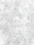 White damage wall Stock Image