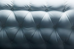 White and dark leather Texture Sofa backrest. Modern bedroom furniture. White and dark leather Texture Sofa backrest. Modern bedroom furniture Royalty Free Stock Image