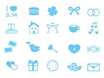 White day icon royalty free illustration