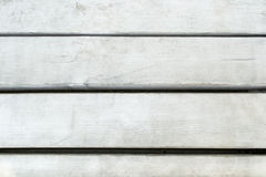 White decking Royalty Free Stock Photos