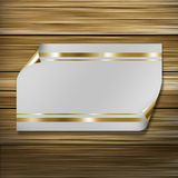 White Decorative Paper Royalty Free Stock Images