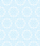 White decorative pattern Royalty Free Stock Photo