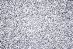 White decorative stones Stock Images