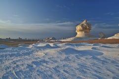 White desert Stock Photography