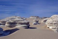 White Desert. Stock Photography