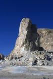 White desert. Royalty Free Stock Image