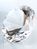 White diamond Royalty Free Stock Photography