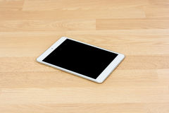 White digital tablet Royalty Free Stock Images
