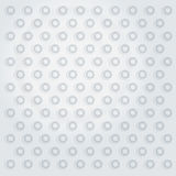 White dimpled surface Royalty Free Stock Photos