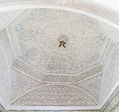 The white dome Royalty Free Stock Photo