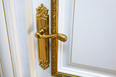 White door Stock Photography