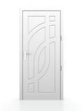 White door Stock Photos