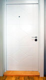 White door Stock Photography