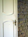 White door Stock Images