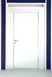 White door frame Royalty Free Stock Image