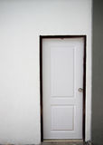 White doors for interiors. Stock Image