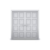 White doors Stock Photos