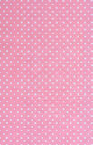 White dot pink background Stock Photo