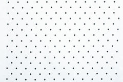 White dotted fabric pattern Royalty Free Stock Photos