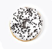 White Doughnut Royalty Free Stock Photos