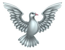 White Dove Concept Royalty Free Stock Image