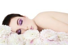 White dream Stock Images