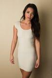 White dress Royalty Free Stock Image