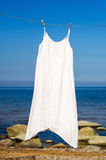White Dress Royalty Free Stock Image