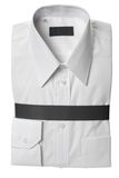 White dress shirt Royalty Free Stock Photography