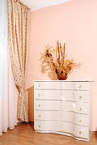White dresser Stock Photo