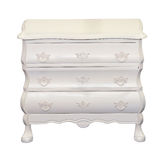 White dresser Stock Images