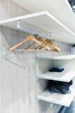White dressing room Stock Photo