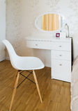 White dressing table Stock Photos