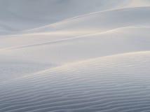 White dunes Royalty Free Stock Photos
