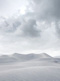 White dunes Stock Photo